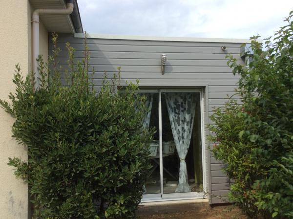 Nouvelle r alisation ifs extension de maison en bois for Nouvelles dispositions de maison
