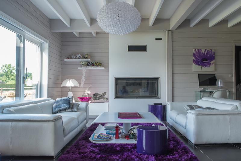 maison en bois massif mouen calvados maisons d. Black Bedroom Furniture Sets. Home Design Ideas