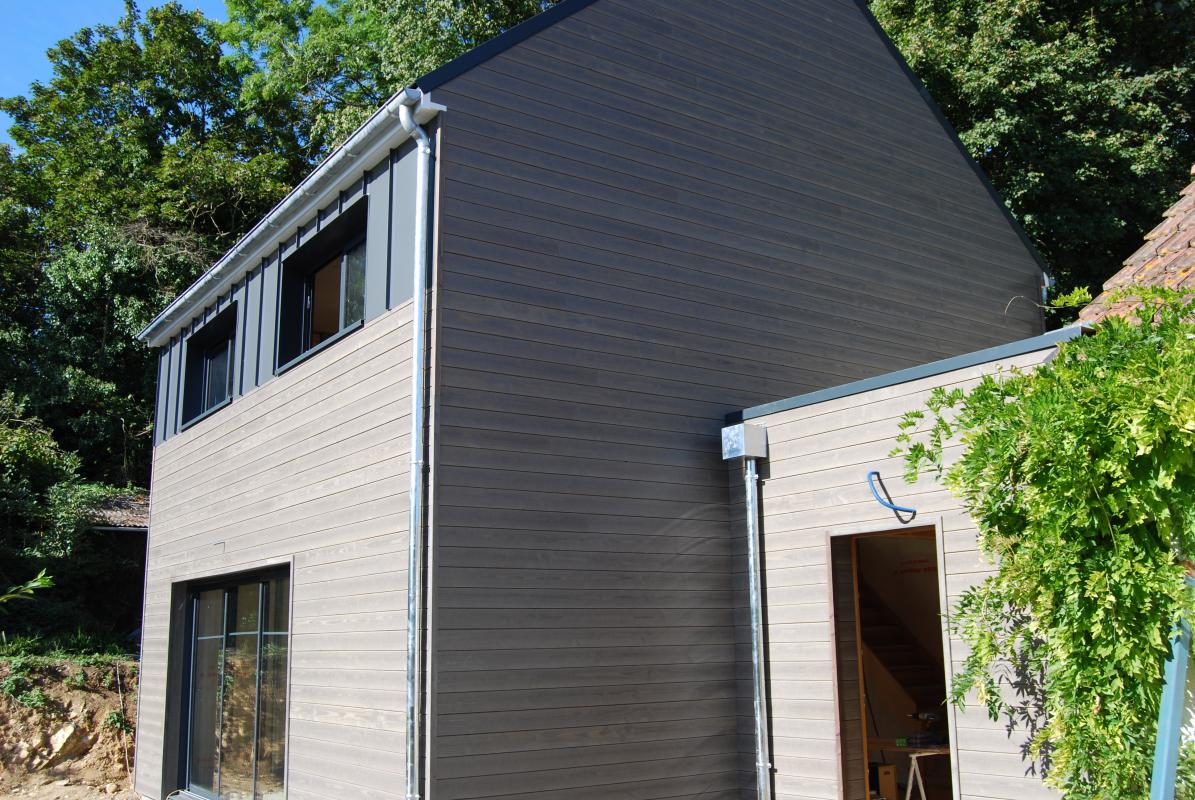 Extension maison caen amazing trouville sur mer extension for Top garage caen