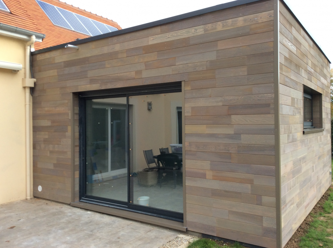 Agrandissement maison bois caen obtenez des id es de design int ressantes en Agrandissement maison bois