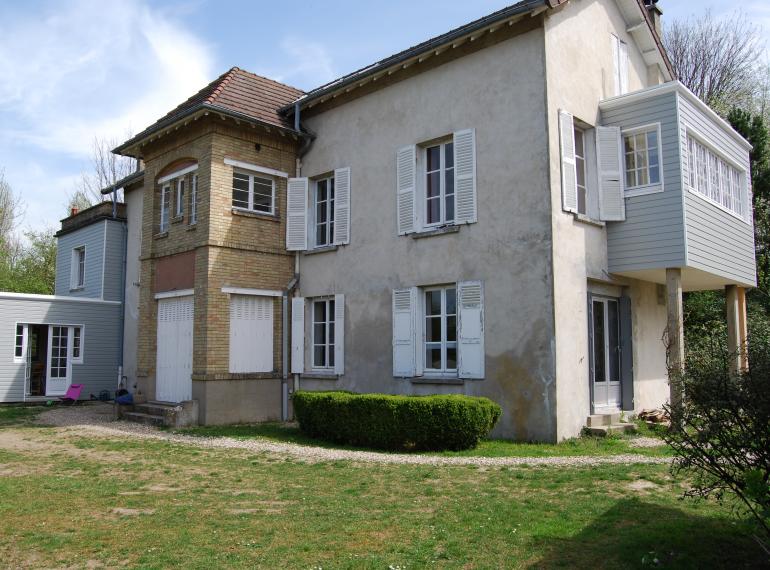 R alisations maisons d 39 int rieur caen ossature bois for Entreprise extension maison yvelines
